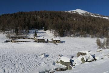L'alpe Barasson   I   L'alpage Barasson   I   The Barasson alpine pasture   I   Die Alpe Barasson   I   El establo Barasson