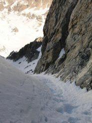 neve e roccia