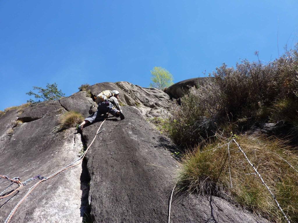 Gorta (Alpe) il Solitaire 2012-04-02
