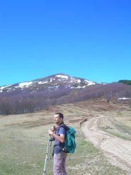 Il Mindino visto da Prato Rotondo.