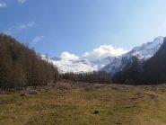 03 - fondo della vallata visto dall'alpe Balmetta