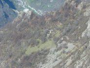 Alpe Forcetta dalla cima Busiera
