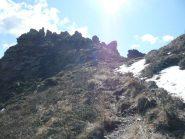 Roc delle Teste, come l'isola di Pasqua