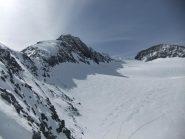 il bel ghiacciaio finale