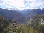 Villar vista da sentiero Ciclamini