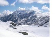 Il Civrari dall'Alpe di Lenz...