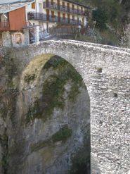 Ribordone, ponte romanico