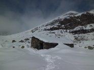 Dorsale del Barruard dall'alpe dei laghi