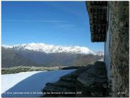 Panorama verso la Val Soana