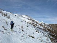 primi metri fra i rododentri su ottima neve portante