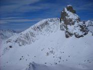 Il Roc della Niera dalla cima
