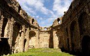 bajardo chiesa su resti di tempio pagano