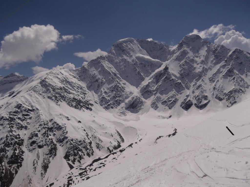 Elbrus (Monte) via normale da Azau 2012-04-26
