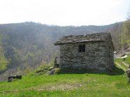Baita a Musrai e Rocche di San Martino