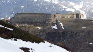 una bella visuale sul Forte Varisello (28-4-2012)