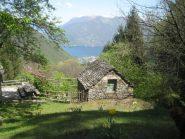 Cannobbio e il lago dai Pianoni