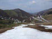 Ultima neve a 1450