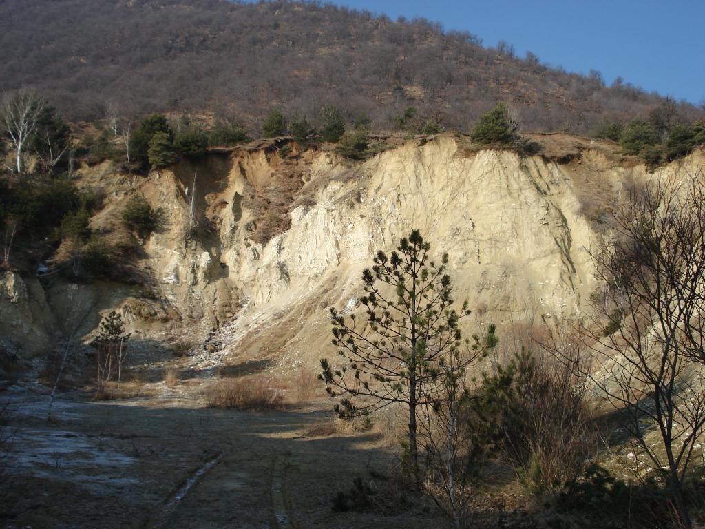 Musinè (Monte) da Caselette, anello per le cave e il versante NE 2012-04-29