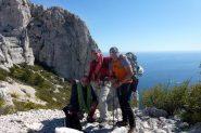 Il trio di Bulgari con la via alle spalle