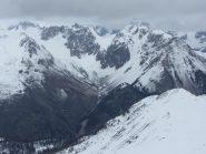 Il vallone che da Nevache sale al Lac Blanc.