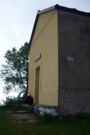 La cappella di S. Bernardo