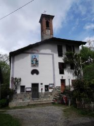 chiesetta di Pratovigero