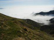 mare di nebbia