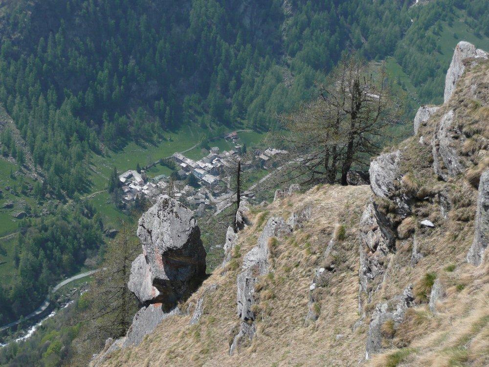 Orletto (Cima) da Valprato Soana, anello per il Monte Civetto 2012-05-11