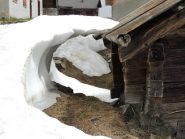 Neve a Belalp