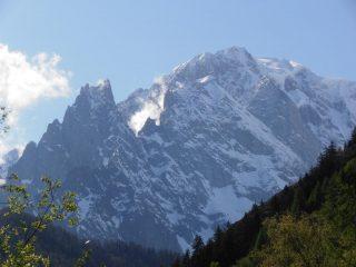 12 - Monte Bianco Visto dal parcheggio