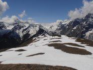 09 - Dal Mont de la Saxe verso la Val Veny