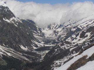 10 - fondo della Val Ferret dall'alto