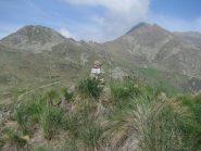 Le Colme ed il Monte Gregorio dal Monte Cavallaria