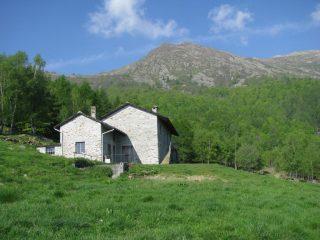 Alpe Salero di sopra e Monte Gregorio
