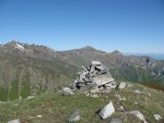 Sulla cima Verzera