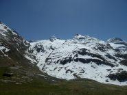 Situazione neve dal Rif. Averole