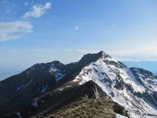 cresta Quinseina-Verzel