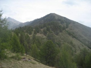 monte Alom dalla Croce di Rovareccio