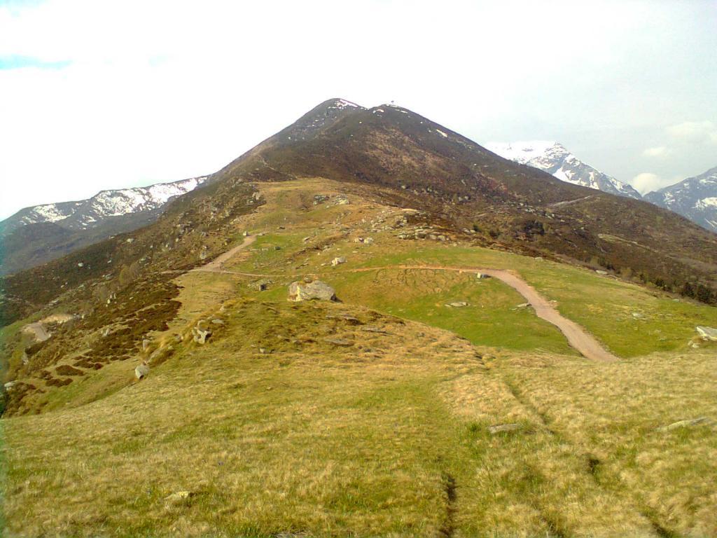 Il Monte Bò valsesiano e l'itinerario di salita dall' Alpe Pizzo