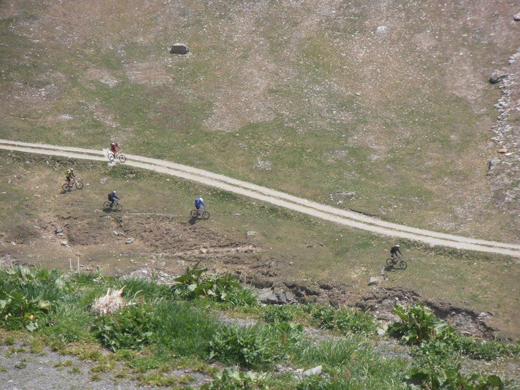 Joux (Col de) da Vedun, giro del Monte Vertosan 2012-05-26