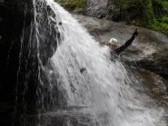 sotto cascata (Roby)