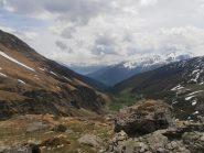 06 - Valle di Menouve dall'alto
