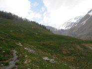 05 - valle di Menouve lunga da percorrere
