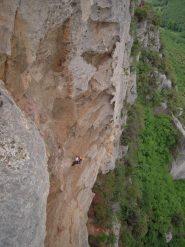 L'erosione... FANTASTICO TIRO!!!