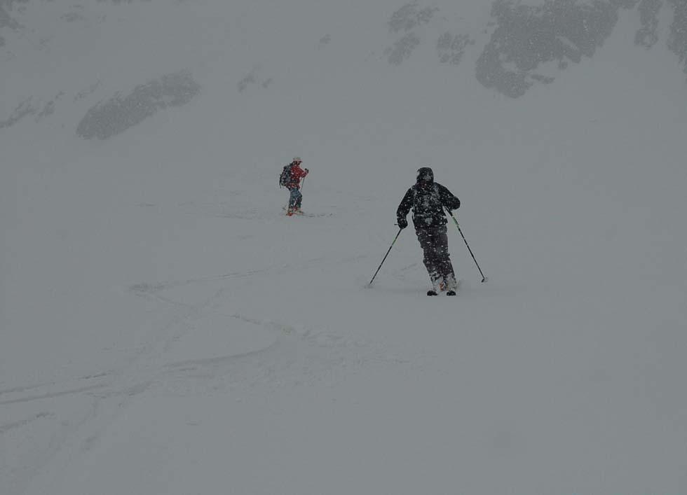 Improvvisa nevicata