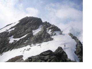 Il M.Taf,andando al Col Ranzola per cresta...