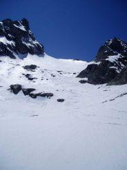imbocco ghiacciaio