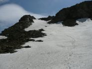Il nevaio corretto per la Ciarva