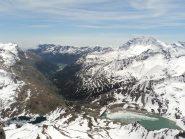 Lago Serrù e lago di Ceresole