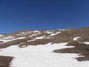 05 - nevai lungo la discesa sulle piste da sci